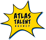 Alan Adelberg Voice Over Actor Atlas Talent Agency Logo