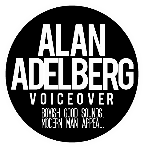 Alan Adelberg Voice Over Actor Title Image