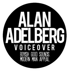 Alan Adelberg Voice Over Actor Genre Logo Img