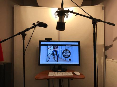 Alan Adelberg Voice Over Actor Studio Image